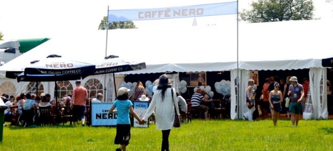 Caffe Nero corporate event