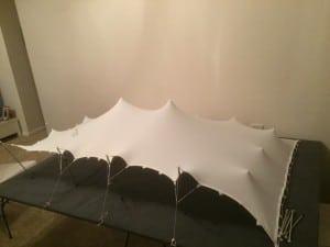 Model Stretch Tent