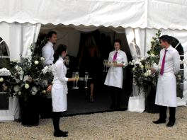 Corporate Marquee hire Home counties