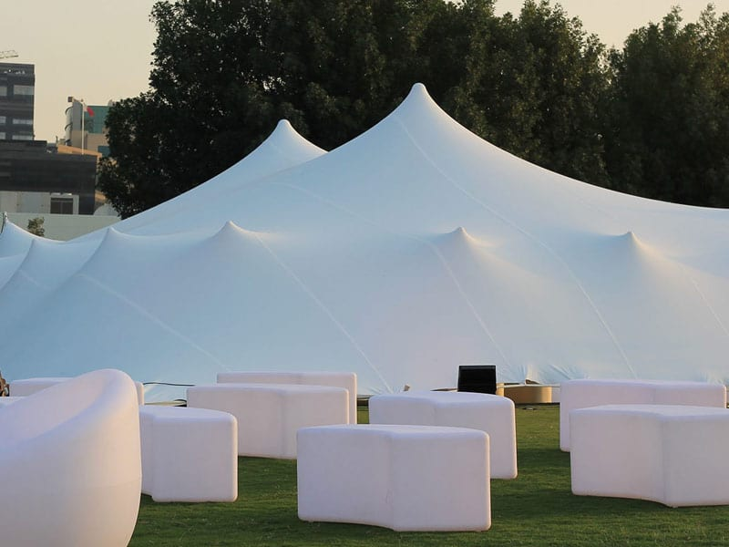Stretch tent & Party tents