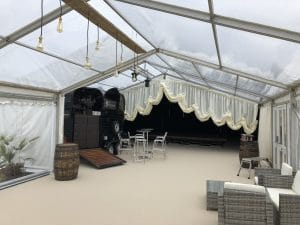 Wedding Marquee hire Oxfordshire