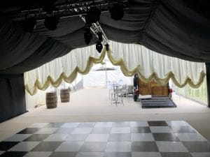 Indian wedding Marquee